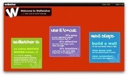 Wallwisher Brainstorm Tool in the Foreign Language Classroom | Ideas to Integrate Technology in the Foreign Language Classroom | Scoop.it