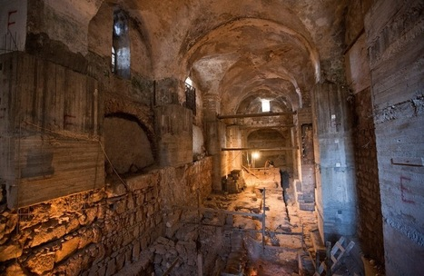In one room in Jerusalem, 2,700 years of history | Religion and Life | Scoop.it