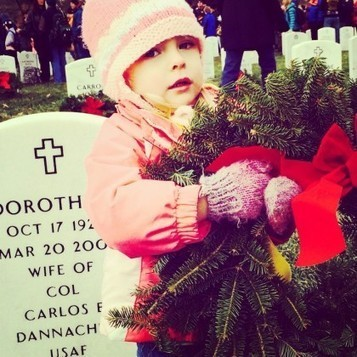 Trucking helps Wreaths Across America lay record number of wreaths for fallen ... - Overdrive Magazine | Trucking | Scoop.it