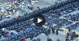 Korean Riot Police Use Ancient Roman Tactics To Stop Rioters | Mogul | Scoop.it