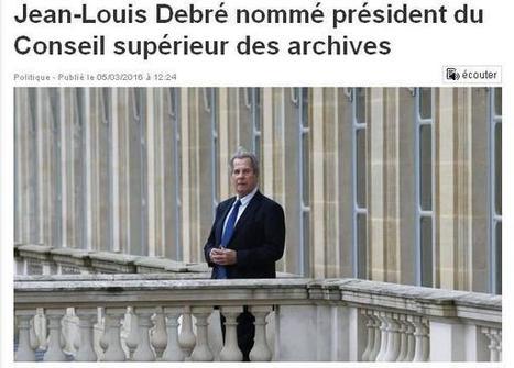 Article du jour (219) : Conseil Supérieur des Archives | CGMA Généalogie | Scoop.it