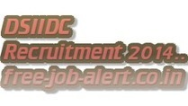 DSIIDC Recruitment 2014 dsiidc.org Project Manager Account Officer Jobs freejobalert | FREEJOBALERT | Scoop.it
