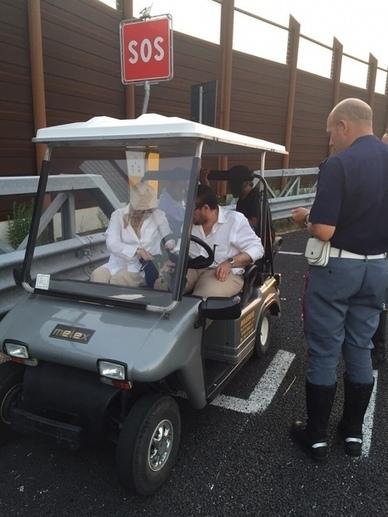 Emiro si perde in golf car, imbocca A14 - Emilia-Romagna | Social Media Consultant 2012 | Scoop.it