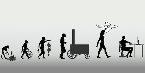 A brief history of travel technology - from its evolution to looking at the future - Tnooz | Médias sociaux et tourisme | Scoop.it
