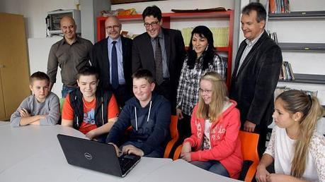 Europaschule Rheinberg (NRW): Kein Schulbetrieb ohne neue Medien | E-Learning - Lernen mit digitalen Medien | Scoop.it