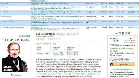 Éste plugin para Chrome muestra enlaces a torrents de los libros dentro de Amazon | Web y Herramientas Sociales | Scoop.it