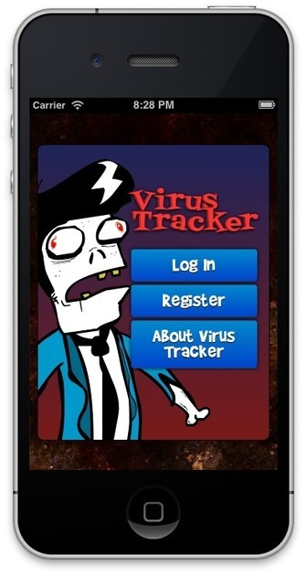 Virus Tracker - Zombies!! | Virology News | Scoop.it