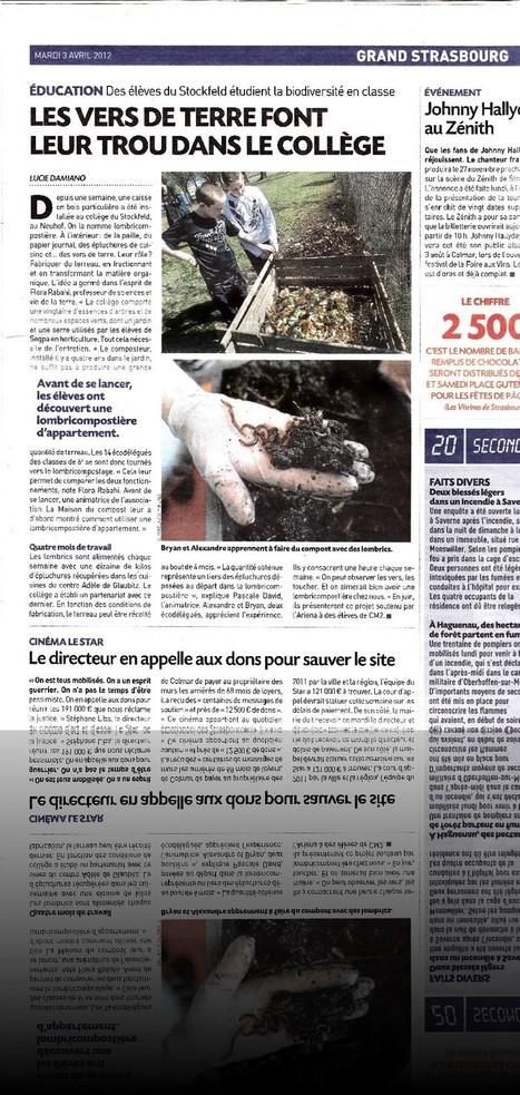 Jeunes Reporters pour l'Environnement | Jeunes Reporters pour l'Environnement | Scoop.it