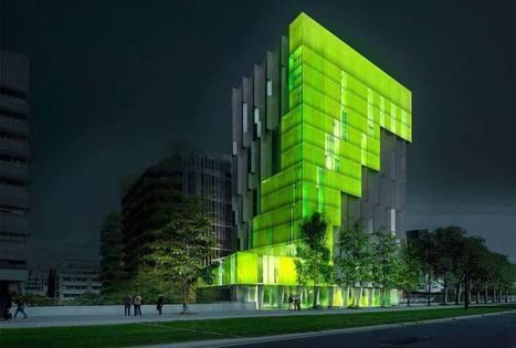 UP Magazine - Le vivant, grand gagnant du projet Réinventer Paris | Cité du futur | Scoop.it