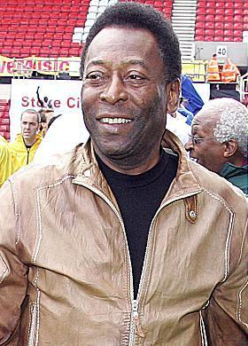 Pele backs Spurs' stadium bid | The Sun |Sport|Football | Football (soccer) legends | Scoop.it