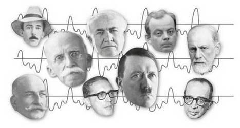 USP recebe coleção com 12 mil vozes de personalidades da História | Banco de Aulas | Scoop.it