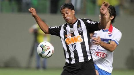 Copa Libertadores 2014: La última 'magia' de Ronaldinho (VIDEO) | Libertadores Cup 2014 | Scoop.it