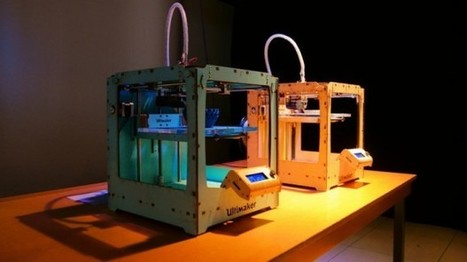 Impresoras 3D: 3 plataformas para hacer negocio con ellas | Impresoras | Scoop.it