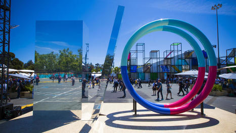 Google I/O: From nerd heaven to Coachella Lite in just 8 years | Technology News | Scoop.it