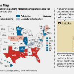 Where states stand on expanding Medicaid participation under the new federal health-care law - via WSJ | New Ideas ☼ Innovative Thinking | Scoop.it