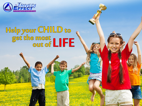 Boost your child's confidence with The Trivedi Effect® | Human Wellness | Scoop.it