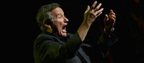Robin Williams: Cinematic Mentor   Leadership 21   Scoop.it