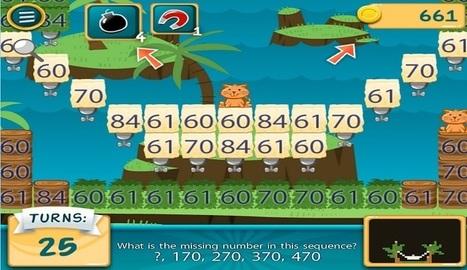 MathSmash, para que los niños aprendan matemáticas jugando | matematica | Scoop.it