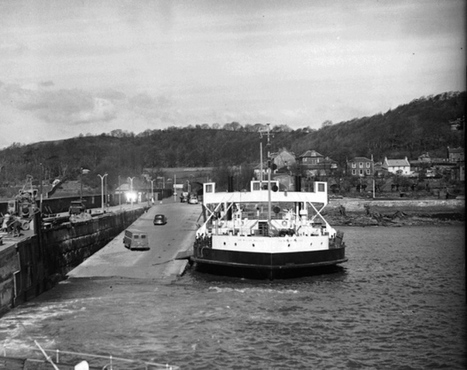 Could a new ferry link Fife with Edinburgh?   Today's Edinburgh News   Scoop.it