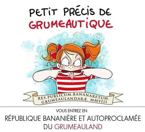 Petit précis de Grumeautique - Blog illustré: Chat-Bouboule in Grumeauland - Épisode 29 | Histoire de chats | Scoop.it