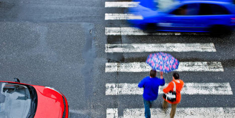 Bosch Has a Pedestrian Avoidance System It Wants to Put in Real Cars By 2018 | Internet of Things News | Scoop.it