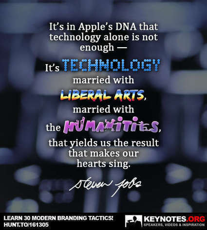 Discover the Innovation Strategies of Steve Jobs - Trend Hunter | School Library Learning Commons | Scoop.it