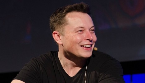 How Elon Musk Learns Faster And Better Than Everyone Else – The Mission | Better Sharing, Better Performance: Breaking down the silos | Scoop.it