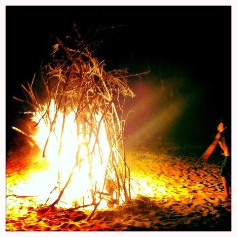 New Years Bonfire | Hipsta | Scoop.it
