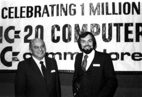 "Commodore founder Jack Tramiel dies at 83 | L'impresa ""mobile"" 