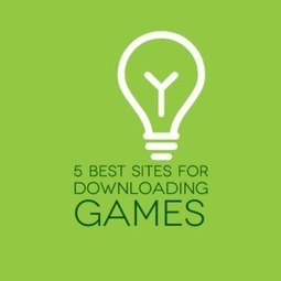 5 Best Sites for Downloading Games - LoudBlogger | Education | Scoop.it