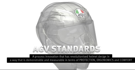 AGV STANDARDS | italianlegendaryprotection.com | Ductalk Ducati News | Scoop.it