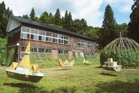 Echigo-Tsumaria Art Triennale is the World's Largest Art Installation | Arty Brain | Scoop.it
