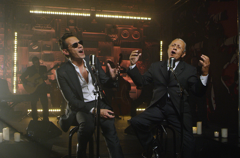 Spotify and Magnus Media Join Forces to Launch 'La Familia' Video Featuring Marc Anthony | MUSIC:ENTER | Scoop.it