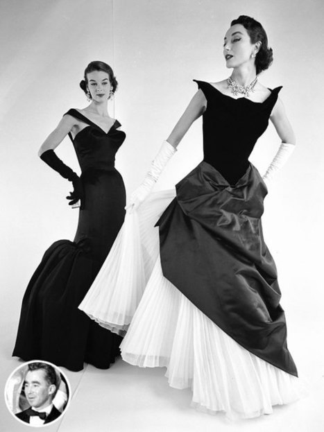 Charles James Who? 7 Things to Know About the Met Gala's Featured Designer - PEOPLE StyleWatch | BlingBling | Scoop.it