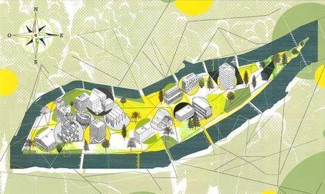 Île de Nantes, acte 2 - Exposition | Urbanisme et Aménagement | Scoop.it