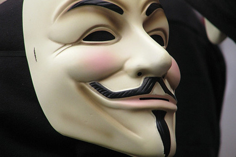"""How Anonymous really targets ISIS   Invincea's """"The Cyber Intelligencer""""- Info Sec News   Scoop.it"""