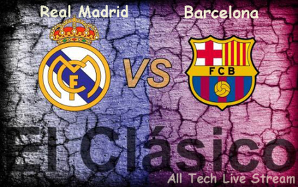 Real Madrid Vs Barcelona live stream El Clasico 2015 Live Watch | Live Sports Streaming | Scoop.it