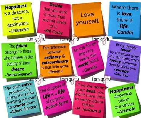 12 famous quotes   Facebook   Thanks Attitude   Scoop.it