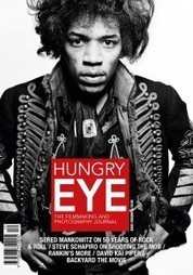 Hungry Eye Issue 1, Vol 2 has landed! The filmmaking and photography journal | HDSLR | Scoop.it