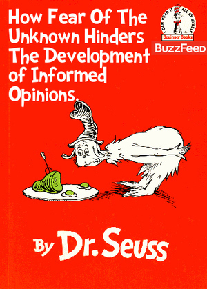 If Dr. Seuss books were titled according to their subtexts | Google Lit Trips: Reading About Reading | Scoop.it