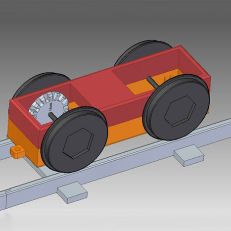 Hackaday Prize Entry: A Broke Hackers' Model Train | Heron | Scoop.it