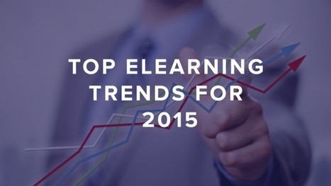 Top eLearning trends for 2015 | EDUCACION, TIC, WEB 2.0 Y RECURSOS PARA EL APRENDIZAJE | Scoop.it