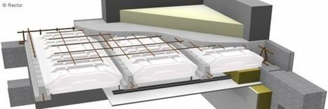 Un plancher de toit terrasse performant | Conseil construction de maison | Scoop.it
