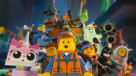 Supervising Animator Chris McKay Talks 'The LEGO Movie' | Transmedia: Storytelling for the Digital Age | Scoop.it