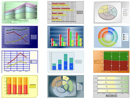 45+ Free Online Tools To Create Charts, Diagrams And Flowcharts | Free and Useful Online Resources for Designers and Developers | Learning with Infographs | Scoop.it