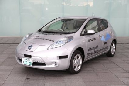 Japan Grants An Autonomous Electric Car Its Own Driver's License | Sustain Our Earth | Scoop.it