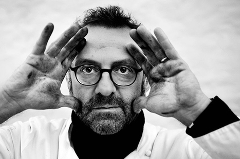 Massimo Bottura est le chef européen de l'année. | MILLESIMES 62 : blog de Sandrine et Stéphane SAVORGNAN | Scoop.it