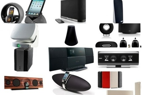 Slideshow: AirPlay speakers you can actually buy | Things to know | Scoop.it