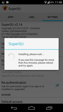 How to disable the Xposed Framework when updating to Android Lollipop | Android | Scoop.it
