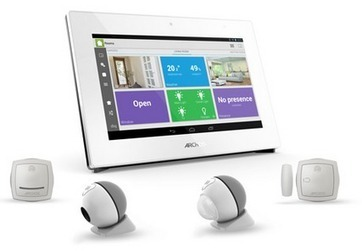 "Archos présente sa solution Domotique ""Smart Home"" 